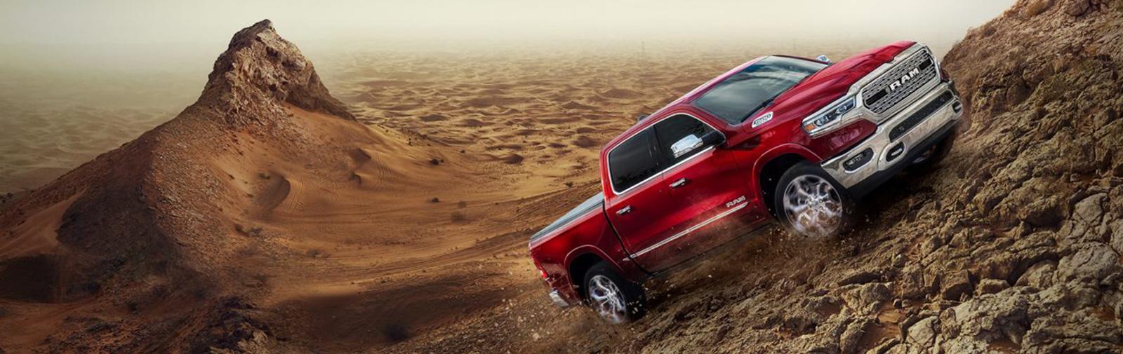 Test Drive | Ram Qatar UCA