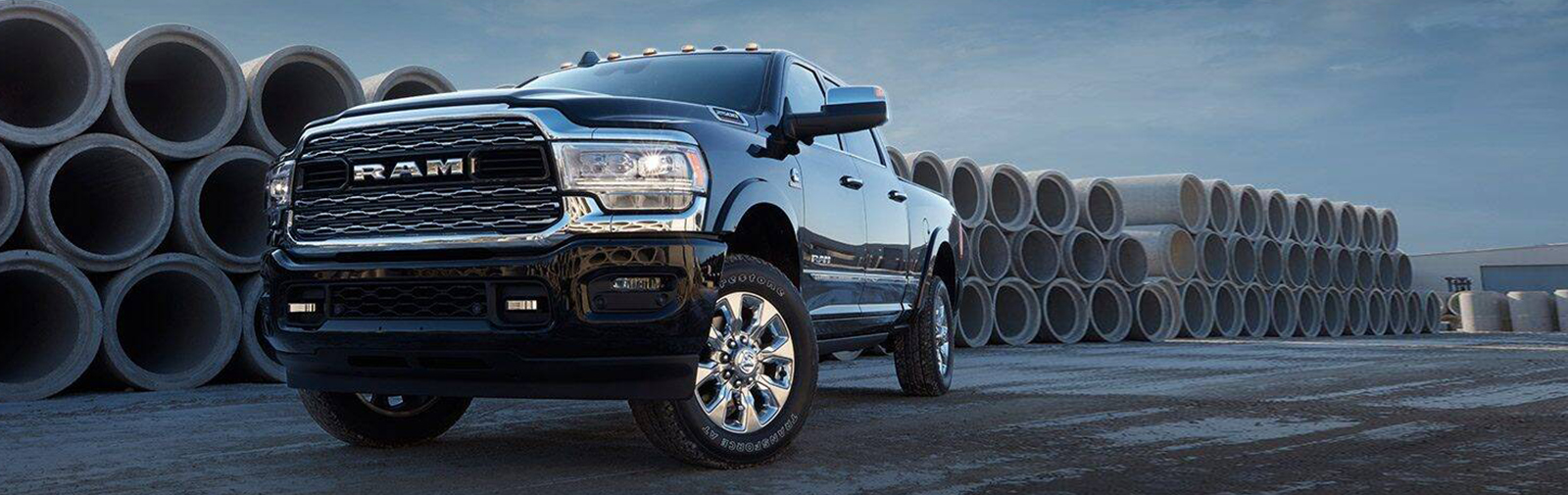 THE NEW 2019 RAM 2500