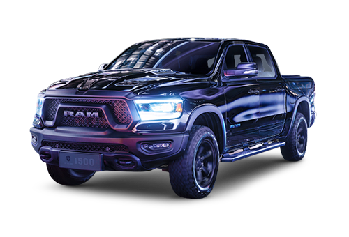 THE ALL-NEW RAM 1500